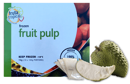 Soursop Fruit Pulp